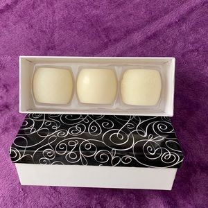 Candle impressions set of 3 flameless candles